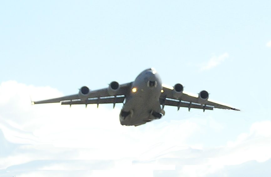 C17 at Richmond